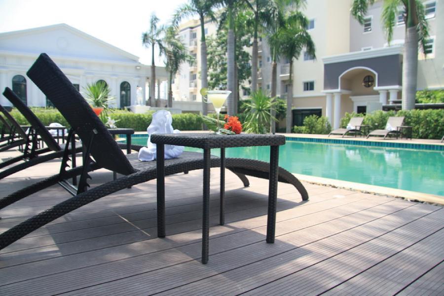 【泰籍人士 防疫旅館專案】曼谷綠景飯店套裝【單程。含稅金】