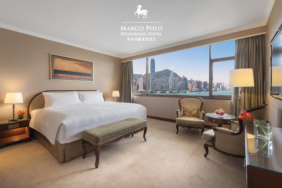 【限時促銷】馬哥孛羅香港酒店自由行4日(專享雅悅廳行政禮遇)未稅