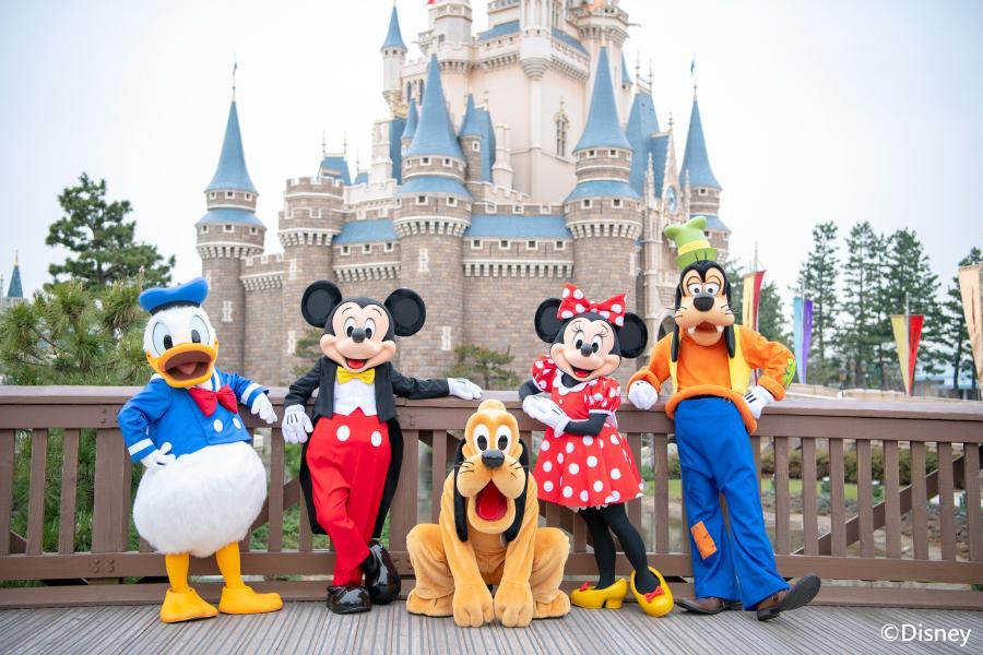【東京迪士尼度假區】迪士尼公認飯店東京灣希爾頓酒店 + 新宿格拉斯麗酒店自由行5日(國泰航空)