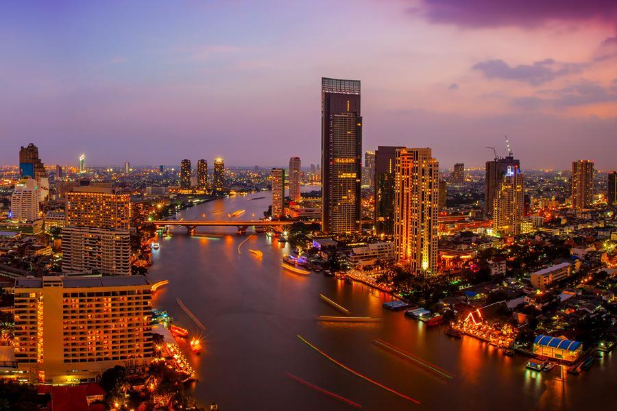 【曼谷自由行】市區公寓式酒店自由行5日 (限量促銷,送3好禮,台灣虎航)