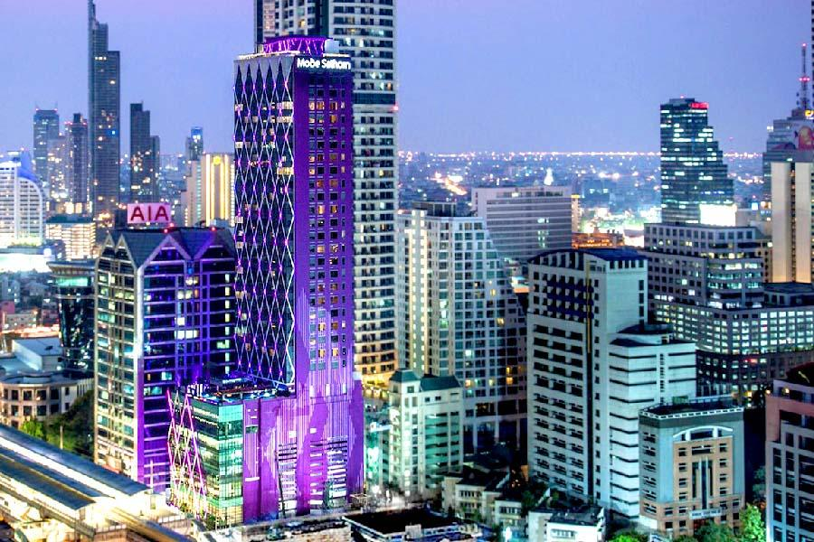 【曼谷避冬泰優惠】曼谷四星時尚Mode Sathorn 摩德沙吞酒店自由行5日 (加碼送曼谷機場-飯店來回接送、BTS一日券及4G上網卡,台虎/泰獅航)