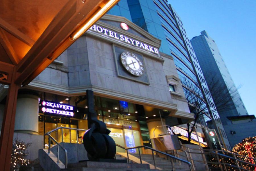 【Free@KOREA】首爾天空花園系列酒店自由行4日(可續住延回--中華航空/長榮航空)