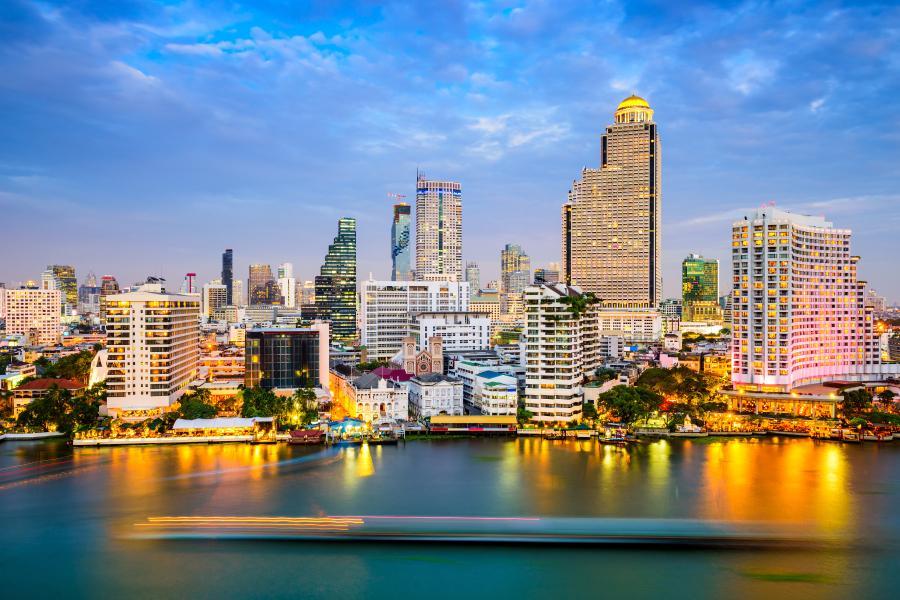 【曼谷自由行】市區五星飯店自由行4日 (送3好禮,可續住延回)