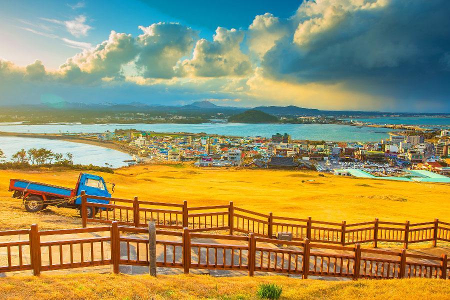 【Free@KOREA】濟州PAPAGO自由行5天(遠東航空-周一出發)