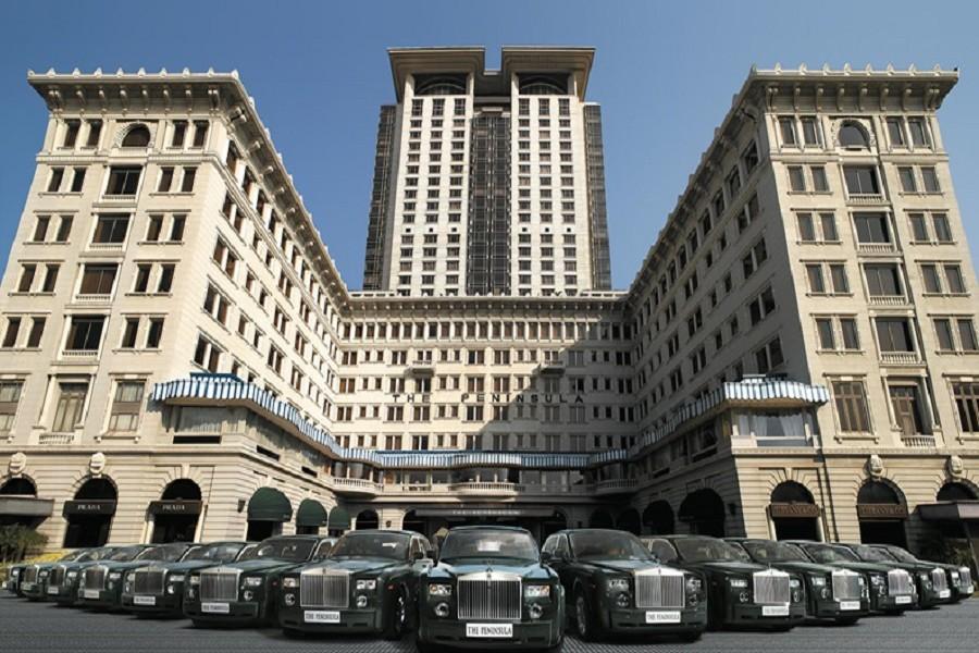 【香港逗陣行】半島酒店自由行4日(限時加贈八達通卡)未稅
