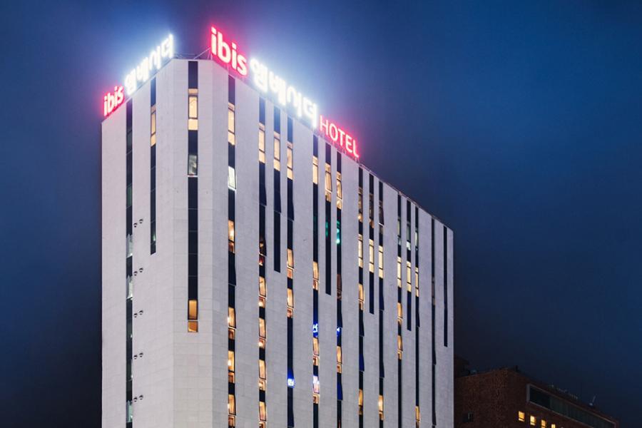 【Free@KOREA 】釜山IBIS宜必思系列酒店自由行4日(可續住延回-中華航空)