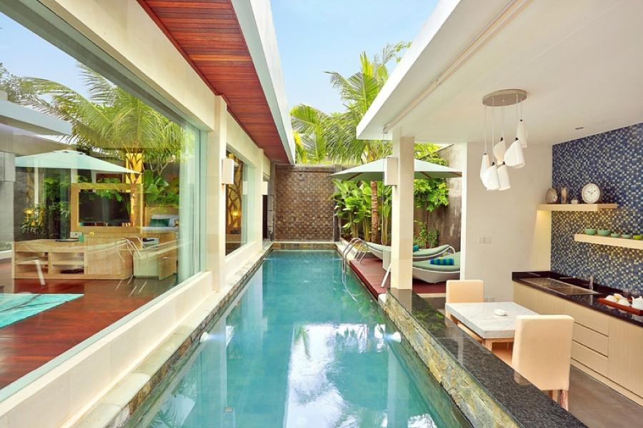 【酷玩峇里島】峇里島精選獨棟泳池別墅自由行4+1日(酷航-加贈一日包車)