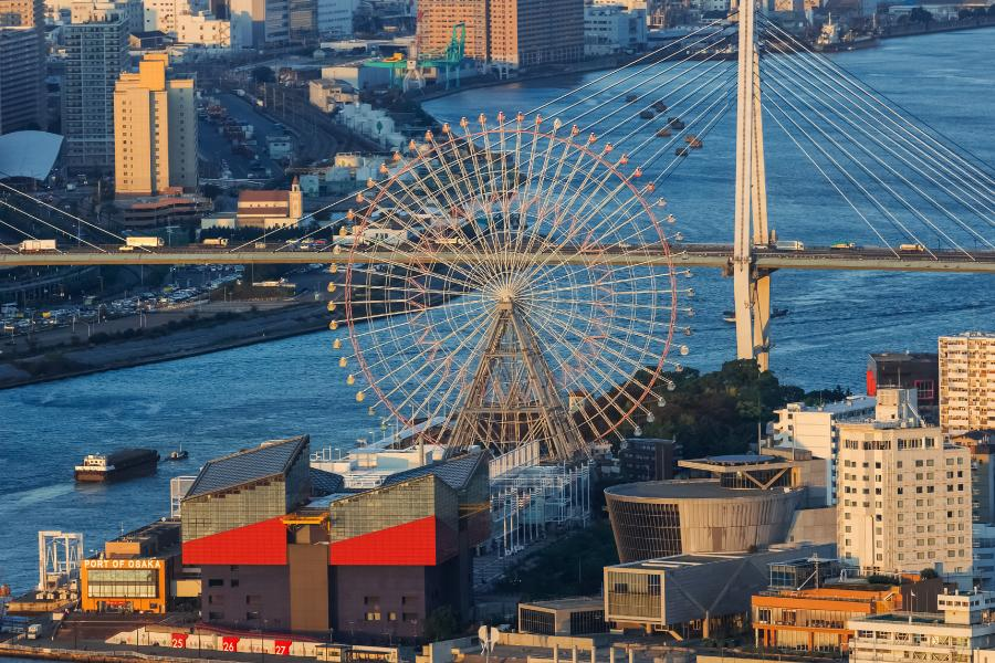 【WING系列】大阪 WING系列酒店自由行4日(可續住延回-國泰航空)