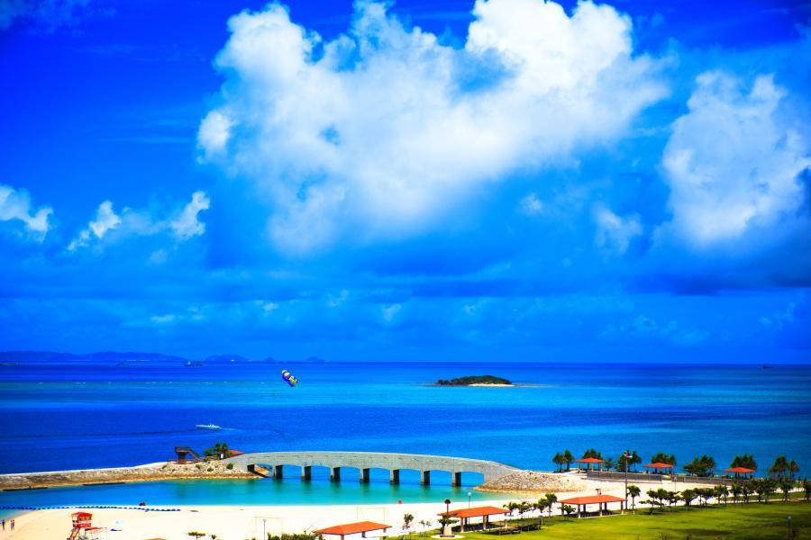 【鄰近國際通】沖繩微笑、康富特酒店自由行3日(可續住延回-中華航空/長榮航空)