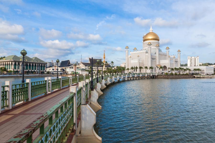【汶萊i自由】汶萊精選飯店自由行4日(可續住延回、汶萊航空直飛)