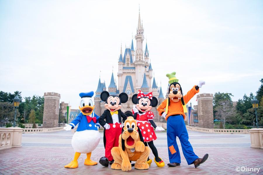 【東京迪士尼度假區】迪士尼好鄰居酒店京王廣場自由行4日(可續住延回-國泰航空)