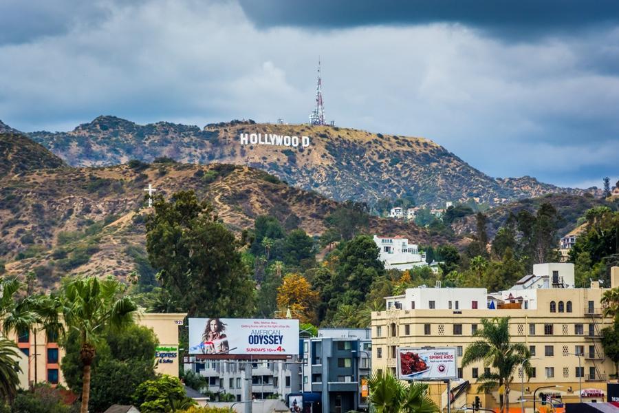 洛杉磯 29天26夜自由行