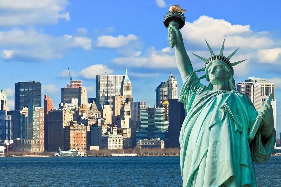 紐約 8天5夜自由行
