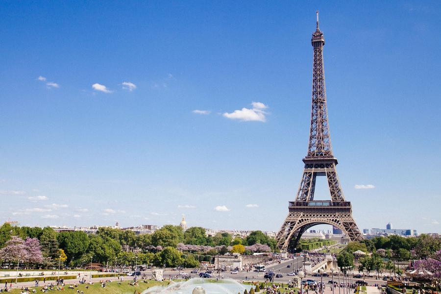 巴黎 11天8夜自由行
