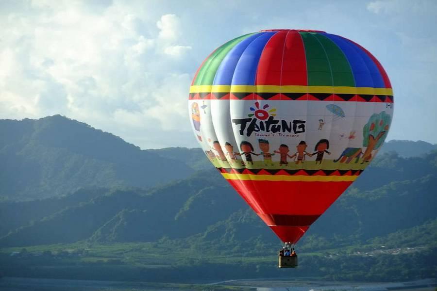 【安心旅遊】2020台東熱氣球、鹿野高台、花蓮東大門,超熱血二日遊