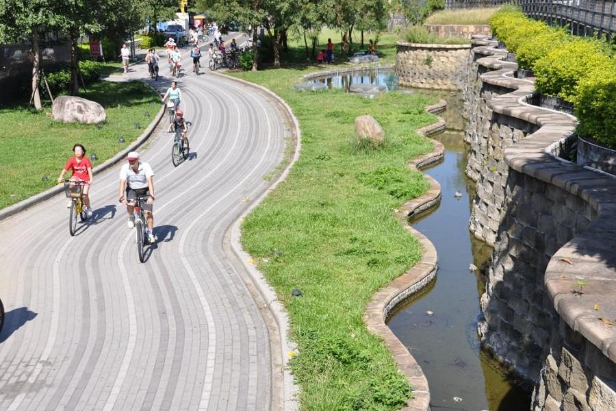 【台中】樂在騎中~東豐綠廊自行車慢遊二日(沿途停靠桃園及新竹)