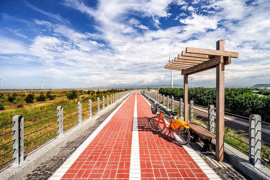 【台中】樂在騎中~濱海自行車道慢遊二日(沿途停靠桃園及新竹)
