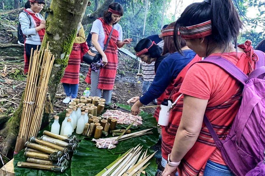 遺忘的秘境 樂水部落獵人體驗一日遊(在地文化)