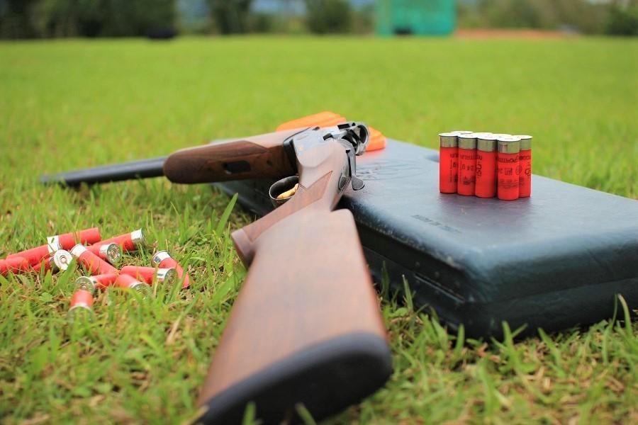 宜蘭狩獵季節之飛靶實彈射擊、馬術課程、農場獵物尋覓、清水地熱一日