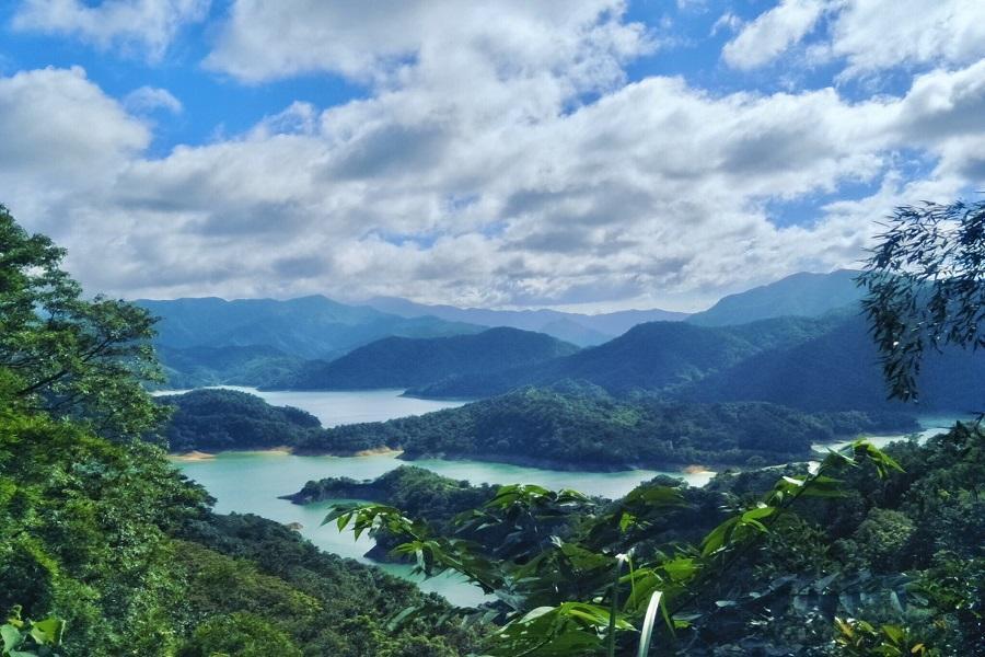【台北】千島湖、八卦茶園、野柳女王頭、陽明山、擎天崗、昇恆昌北投溫泉3日