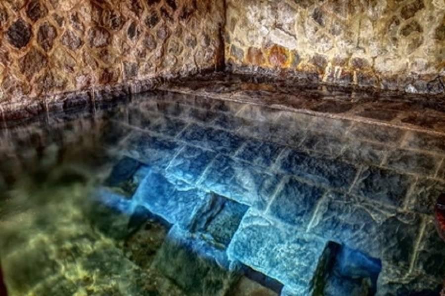 【台北】陽明山藍寶石泉秘境.公館水源道地下宮殿一日遊