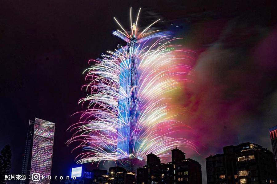 【雙北】最High跨年煙火、新北耶誕城、天燈祈福、十分瀑布、松菸文創、昇恆昌3日