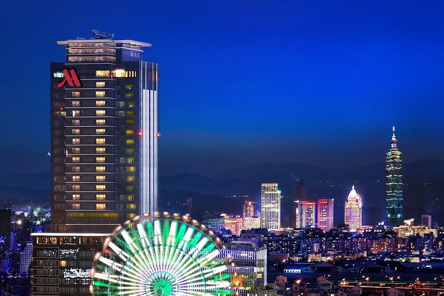 【台北出發】Stay In Taipei 台北冬起來 國際五星萬豪酒店、美麗華摩天輪,秘境圓山水神社,士林官邸,林安泰古厝,古典美學二日遊