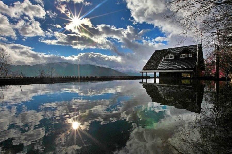 【走進山林】山陵之美、福壽山、梨山、武陵農場山嵐風光三日遊