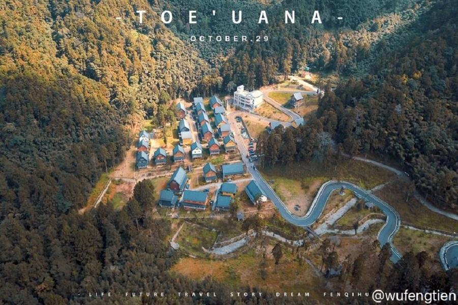 【微旅行-到府接送】聖山下的山林秘境-來吉部落.得恩亞納.寒溪呢2日