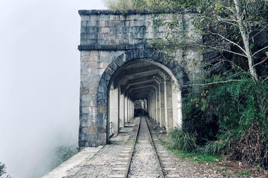 【微旅行-到府接送】漫步在雲端~阿里山眠月線鐵道秘境一日