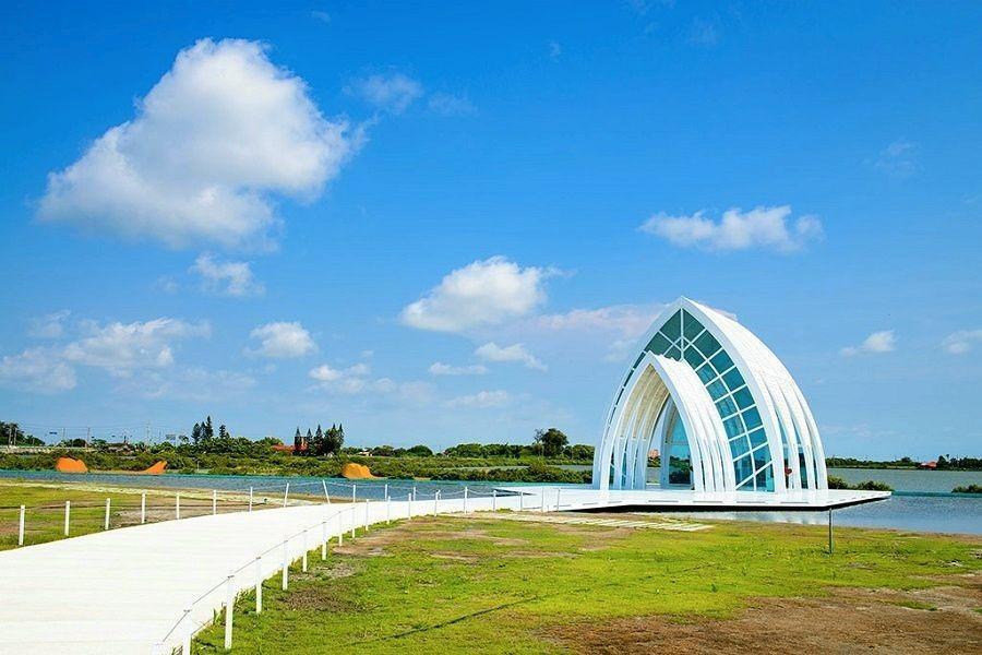 【台南逗陣玩】走馬瀨農場、巨大梅花鹿、台江綠建築、漁光島2日