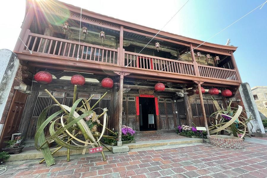 【逗陣來台南】東山咖啡、漫步鹽水、網紅農會、山上水道、潟湖生態之旅2日
