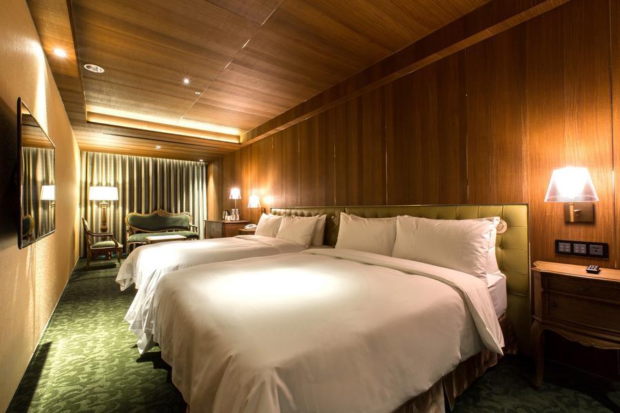 和運假期-台中薆悅酒店五權館含早+2日租車