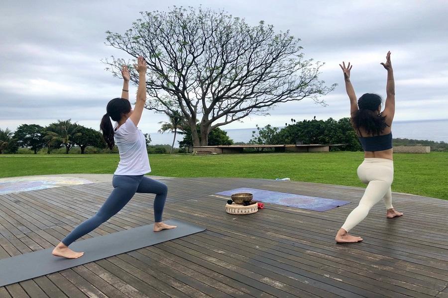【商務車微旅行】花東趣20山海不一樣-會走路的樹.觀海瑜珈光合作用三日
