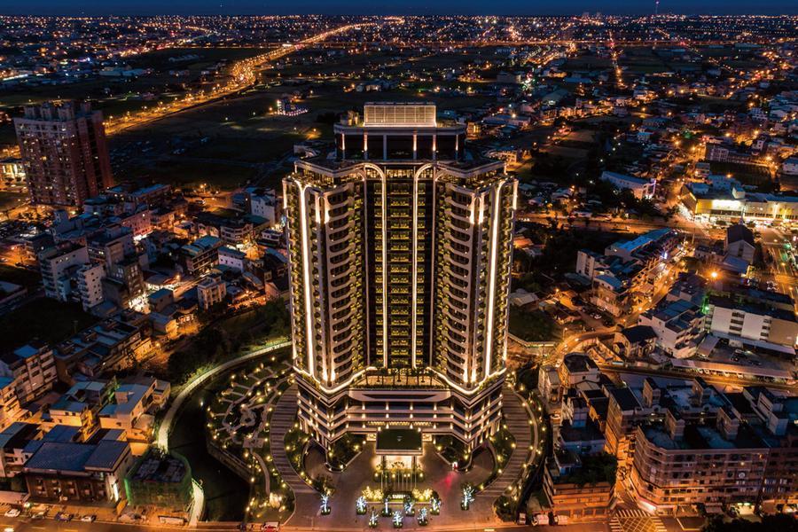 宜蘭羅東村却國際溫泉酒店