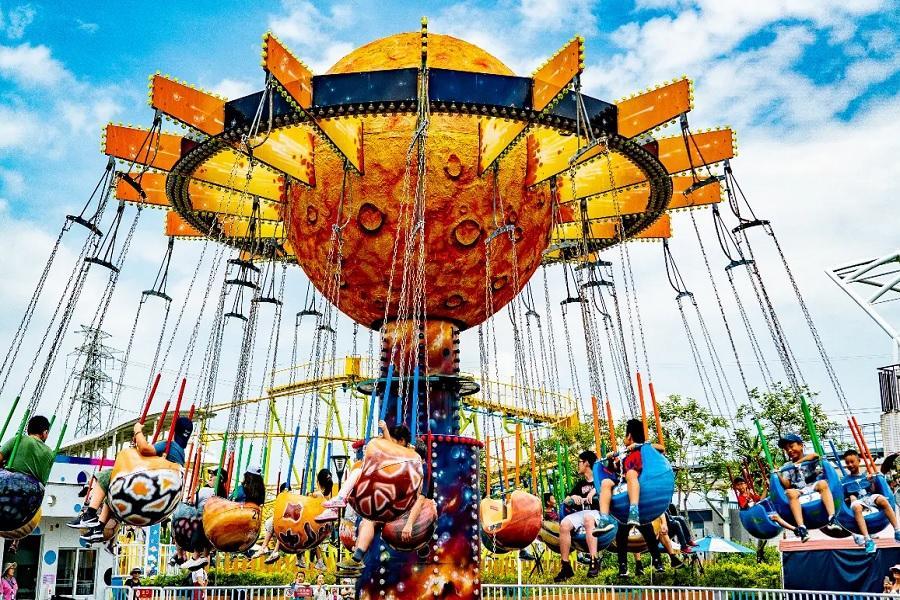 【電子票券】臺北市立兒童新樂園一日歡樂票