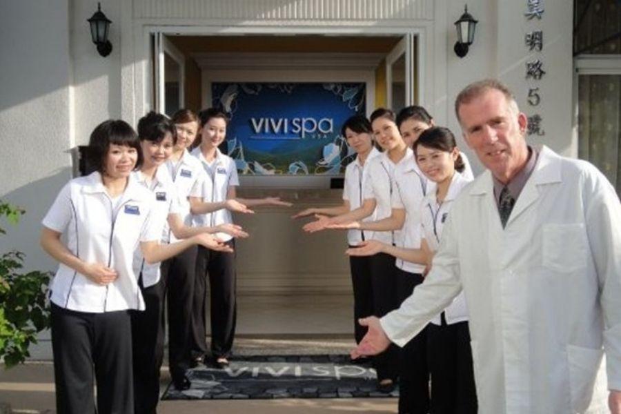 【全台多點】VIVISPA雙人甜蜜暖心情人SPA 150分鐘