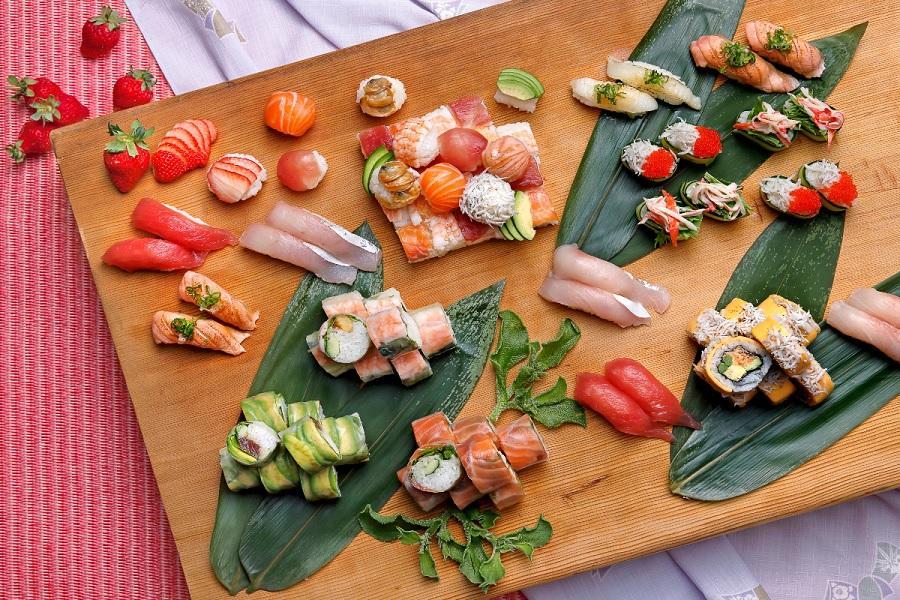 【全台分店適用】欣葉日本料理-平日午餐