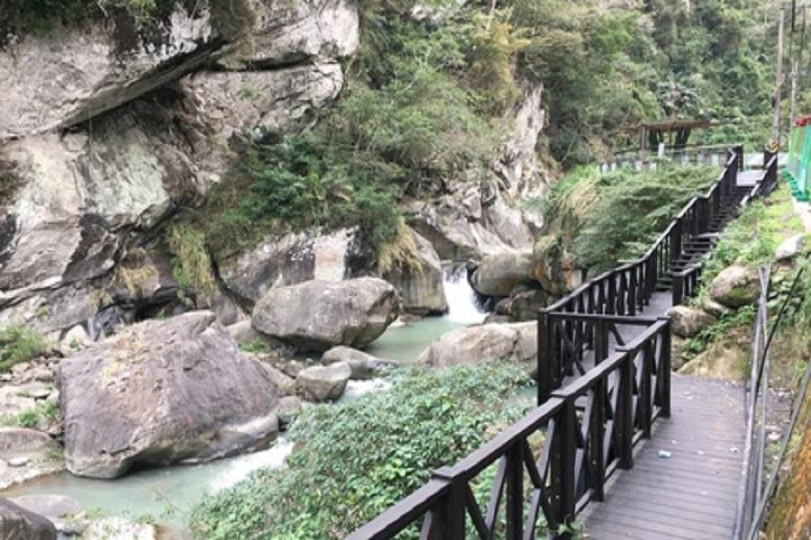 【新竹】包車一日遊| 數碼天空,青蛙石天空步道,內灣老街