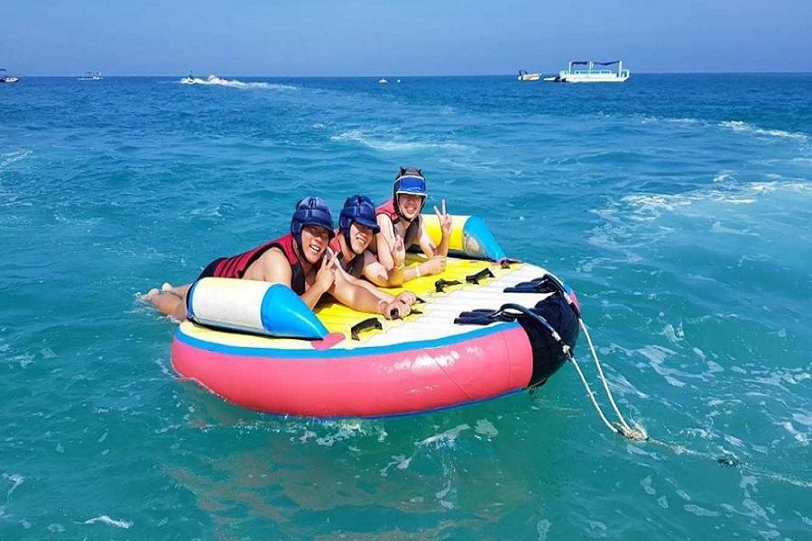 【澎湖】 | 吉貝一日遊 | 來回船票&島上機車&水上活動