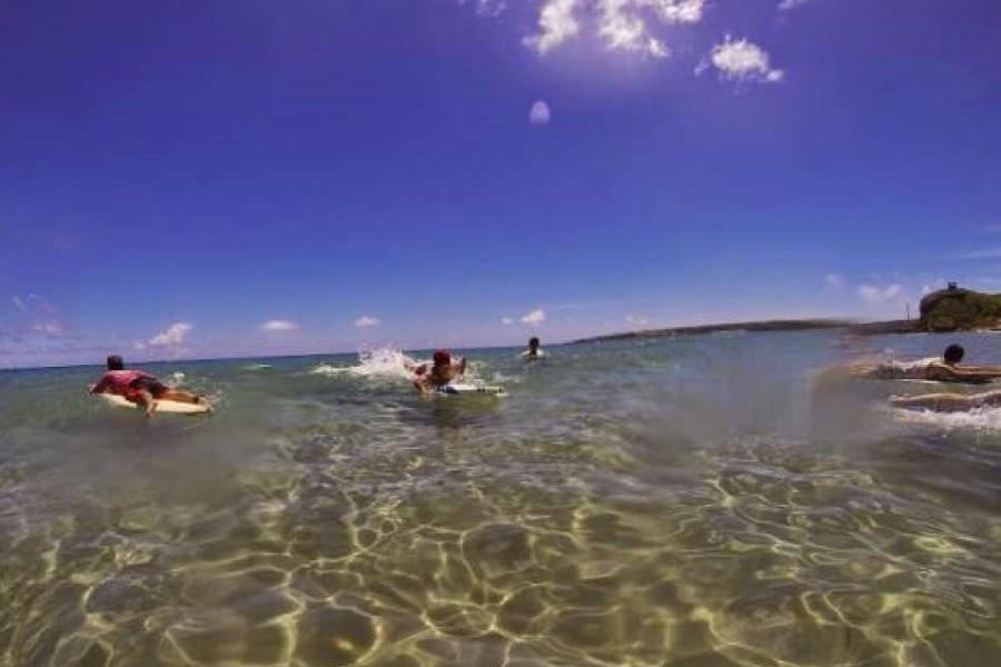 【墾丁】衝浪課程-奔向夏日陽光海浪
