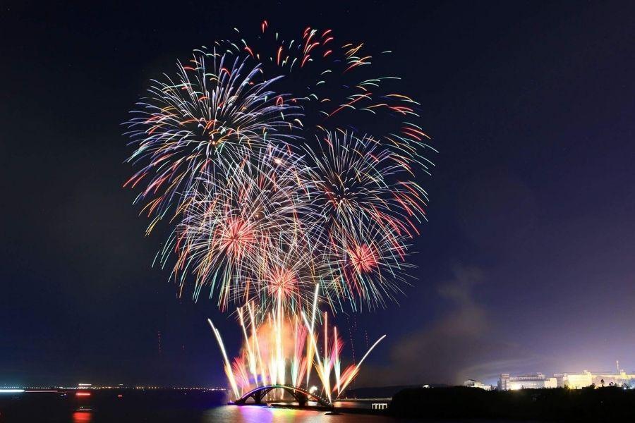 【2021澎湖花火節】夜釣小管+海洋牧場輕鬆遊3日_高雄出發